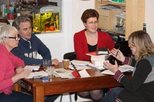 PvdA Ombudsteam De Bilt in overleg over enkele zaken