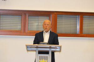 Frans Poort licht in de gemeenteraad op 27 maart zijn informatieplannen toe